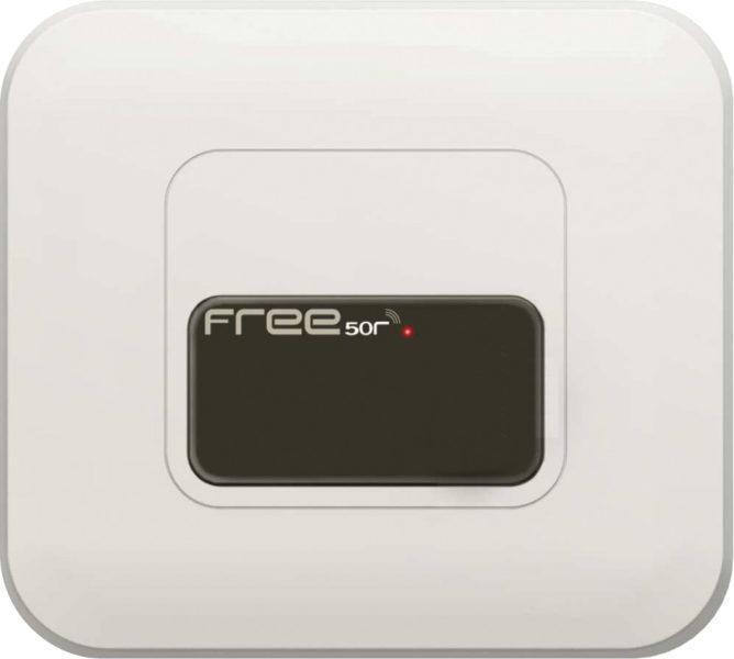 JCM Technologies Free50r (5000097)