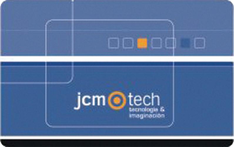 JCM technologies MotionCard (1002240)