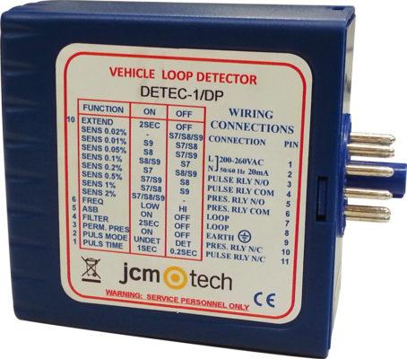JCM Technologies Detec1 (5000038)