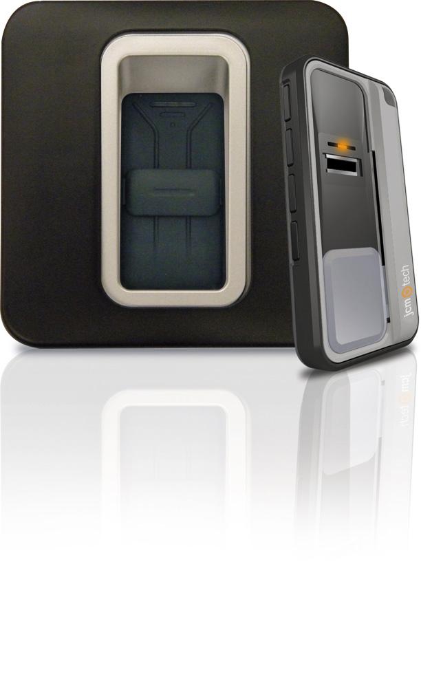 Biometrické ovladače JCM Technologies